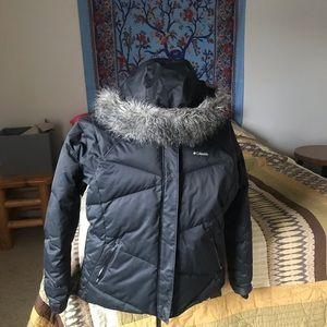 Columbia winter coat!